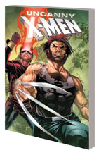 Image: Uncanny X-Men: Cyclops and Wolverine SC  - Marvel Comics