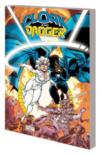 Image: Cloak and Dagger: Agony and Ecstasy SC  - Marvel Comics