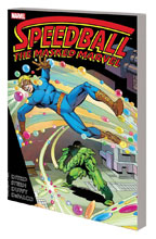 Image: Speedball: The Masked Marvel SC  - Marvel Comics