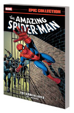 Image: Amazing Spider-Man Epic Collection: The Goblin Lives SC  - Marvel Comics