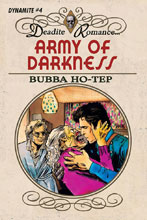 Image: Army of Darkness / Bubba Hotep #4 (cover C - Hack) - Dynamite