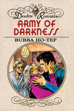 Image: Army of Darkness / Bubba Ho-Tep #4 (incentive cover - Hack virgin) (20-copy)  [2019] - Dynamite