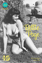 Image: Bettie Page: Unbound Vol. 03 #2 (cover E - Photo) - Dynamite