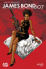 Image: James Bond 007 #7 (cover A - Johnson) - Dynamite