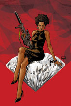Image: James Bond 007 #7 (incentive cover - Johnson virgin) (10-copy) - Dynamite