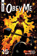 Image: Obey Me #2 (cover A - Herrera) - Dynamite