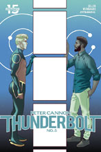 Image: Peter Cannon: Thunderbolt #5 (cover B - Ganucheau) - Dynamite