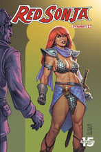 Image: Red Sonja Vol. 05 #4 (cover B - Linsner) - Dynamite