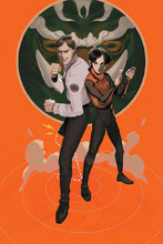 Image: Six Million Dollar Man #3 (incentive cover - Magana virgin) (30-copy) - Dynamite