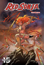 Image: Red Sonja #1 (variant cover - Conner) (CGC Graded) - Dynamite