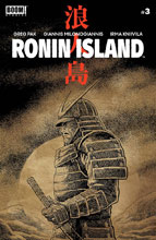 Image: Ronin Island #3 (variant Preorder cover - Young) - Boom! Studios