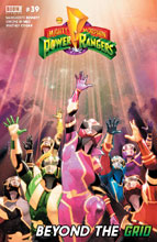 Image: Mighty Morphin Power Rangers #39 - Boom! Studios