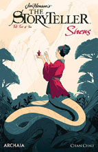 Image: Jim Henson's Storyteller Sirens #2 (variant Preorder cover - Chau) - Boom! - Archaia
