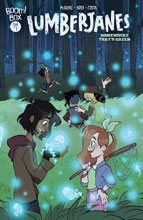 Image: Lumberjanes: Somewhere That's Green #1 - Boom! - Boom! Box