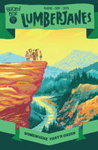 Image: Lumberjanes: Somewhere That's Green #1 (variant Preorder cover - Fish) - Boom! - Boom! Box