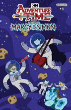 Image: Adventure Time: Marcy & Simon #5 - Boom! - KaBOOM!