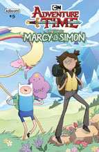 Image: Adventure Time: Marcy & Simon #5 (variant Preorder cover - Simon) - Boom! - KaBOOM!
