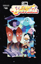 Image: Steven Universe #28 (variant Preorder cover - Loughran) - Boom! - KaBOOM!