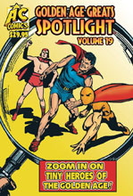 Image: Golden Age Greats Spotlight Vol. 19 SC  - AC Comics