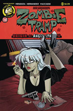 Image: Zombie Tramp #60 (cover A - Maccagni) - Action Lab - Danger Zone