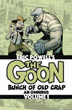 Image: Goon: Bunch of Old Crap Vol. 01 SC  - Albatross Funnybooks