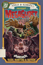Image: Mega Ghost #5 - Albatross Funnybooks