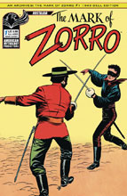 Image: AM Archives: Mark of Zorro 1949 #1 (1st Appearance) (main cover - Bill Ely) - American Mythology Productions