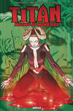 Image: Titan: Mother of Monsters SC  - Amigo Comics