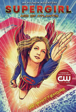 Image: Supergirl YA Novel Vol. 01: Age of Atlantis SC  - Amulet Books