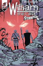Image: William the Last: Fight and Flight #4 - Antarctic Press