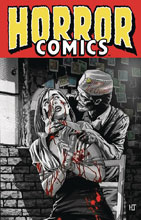 Image: Horror Comics #1 (main cover) - Antarctic Press