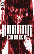 Image: Horror Comics #1 (variant cover - Teether) - Antarctic Press