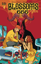 Image: Blossoms: 666 #4 (cover C - Henderson) - Archie Comic Publications