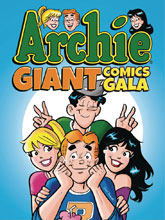 Image: Archie Giant Comics Gala SC  - Archie Comic Publications