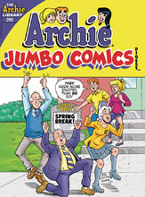 Image: Archie Jumbo Comics Digest #299 - Archie Comic Publications