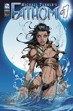 Image: Fathom Vol. 8 #1 (cover B - Turner) - Aspen MLT Inc