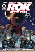Image: Rok of the Reds GN  - Bhp Comics
