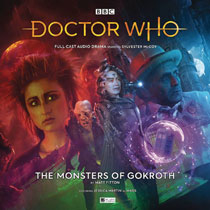Image: Doctor Who Audio CD: 7th Doctor - Monsters of Gokroth  - Big Finish