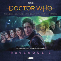 Image: Doctor Who Audio CD: 8th Doctor - Ravenous 3  - Big Finish