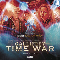 Image: Doctor Who Audio CD: Gallifrey Time War Vol. 02  - Big Finish