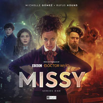Image: Doctor Who Missy Audio CD Series Vol. 01  - Big Finish