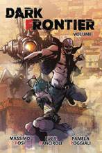 Image: Dark Frontier Vol. 01 GN  - Caliber Entertainment
