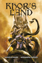 Image: Khors Land Vol. 01 GN  - Caliber Entertainment