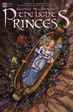 Image: George McDonald's Light Princess #4 - Cave Pictures Publishing