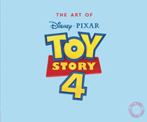 Image: Art of Toy Story 4 HC  - Chronicle Books