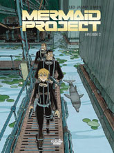 Image: Mermaid Project Vol. 02: Episode 2 GN  - Cinebook