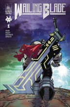 Image: Wailing Blade #1 (2-cover set) - Comixtribe