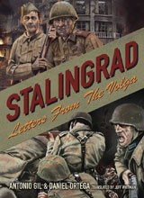 Image: Stalingrad: Letters from the Volga GN  - Dead Reckoning