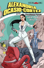 Image: Alexandria Ocasio Cortez & The Freshman Force Who Dis  (One-Shot) - Devils Due /1First Comics, LLC