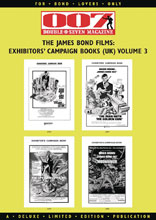 Image: 007 Magazine Presents: Exhibitors Pressbooks Vol. 03  - 007 Magazine & Archive Ltd.
